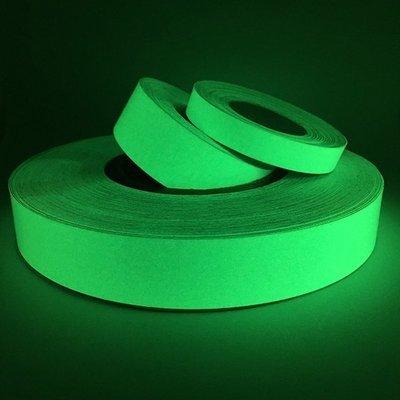 Mid-Energy Glow in the Dark