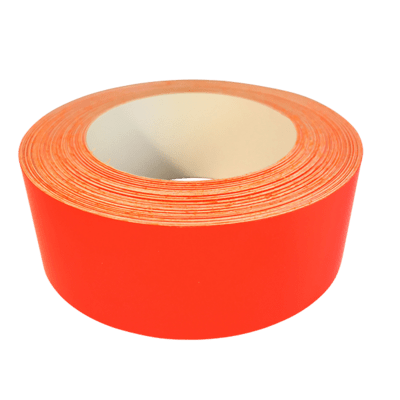 High Gloss Vinyl Fluorescent Orange