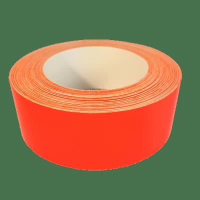 High Gloss Vinyl Fluorescent Orange