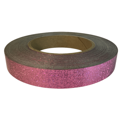 Pink Glitterball Tape