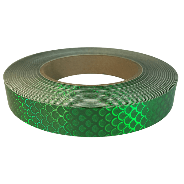 Emerald Mermaid Scales Tape