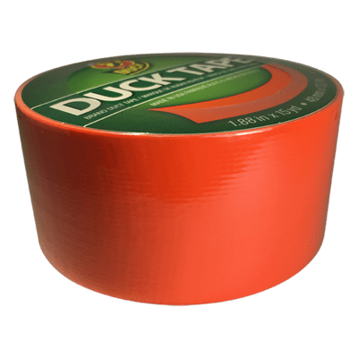 Duck Tape, Neon Orange Duct Tape