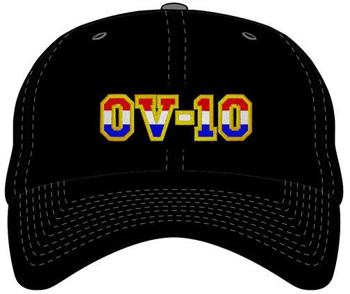 """Hat, """"OV-10"""" Tricolor OV-10TRI"""
