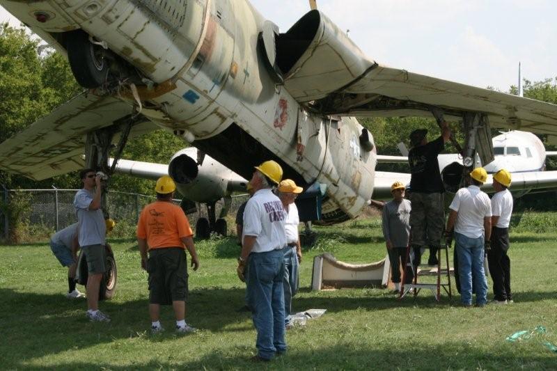 Donation - Save-A-Plane  - F-105D Thunderchief