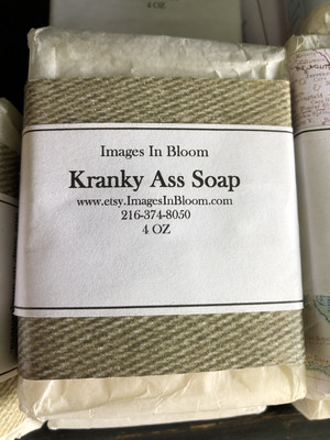 Kranky Ass Soap