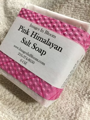 Pink Himalayan Salt Soap