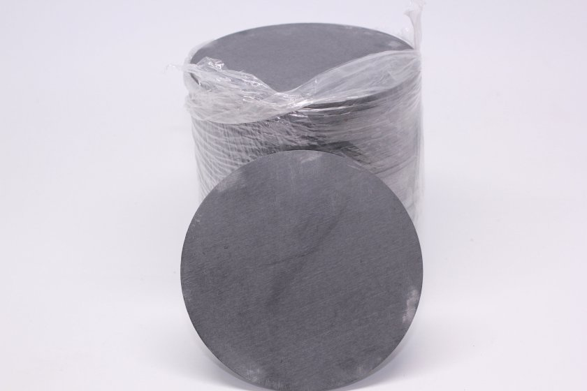 "50 Pieces- 3"" Slate Pre-cut Disc for Friction Turkey Calls Build Your Own 00264"