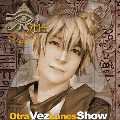 Otra Vez Lunes Show en tntgt14 (firma domingo)