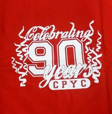Celebrating 90 Years CPYC T-Shirt