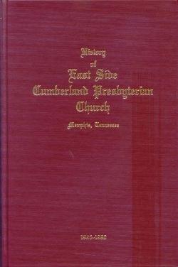 History of East Side Cumberland Presbyterian Church 1926-1986