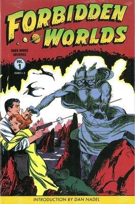 Forbidden Worlds Archives Volume 1 (Dark Horse)