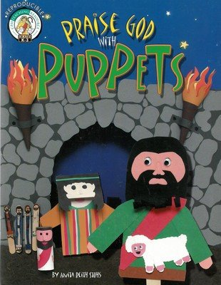 Praise God with Puppets (CPH Teaching Resource)