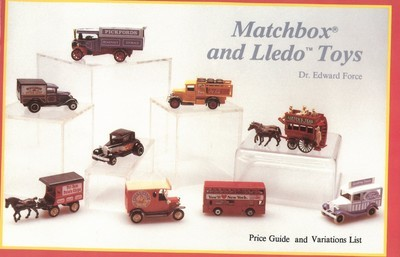 Matchbox and Lledo Toys Price Guide and Variations List