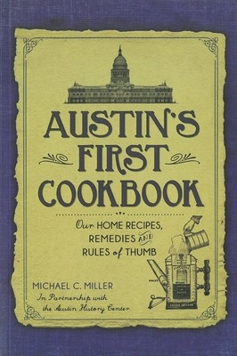 Austin's First Cookbook - 1891 Cumberland Presbyterian Church