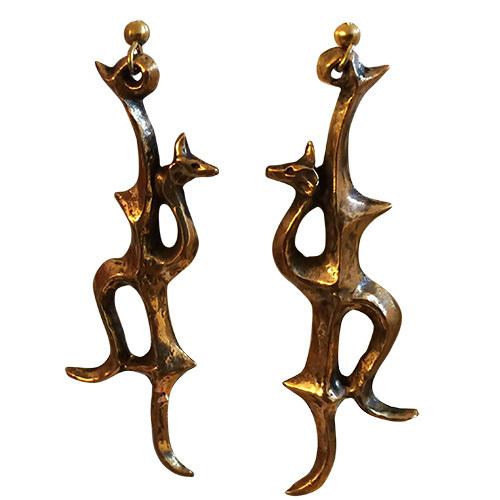 Dragon Earrings DLP75