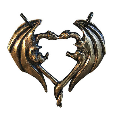 Dragon Heart Pendant
