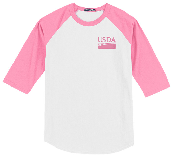 Color Block Unisex Raglan Jersey T200GP