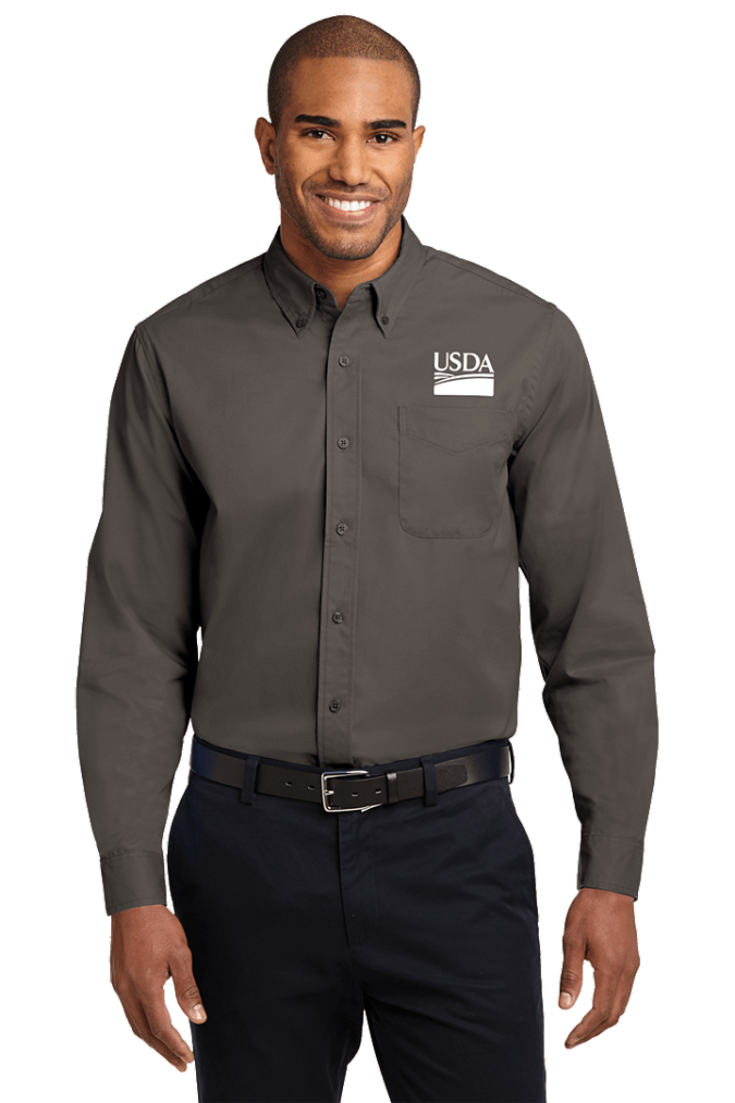 Tall Long Sleeve Easy Care Shirt