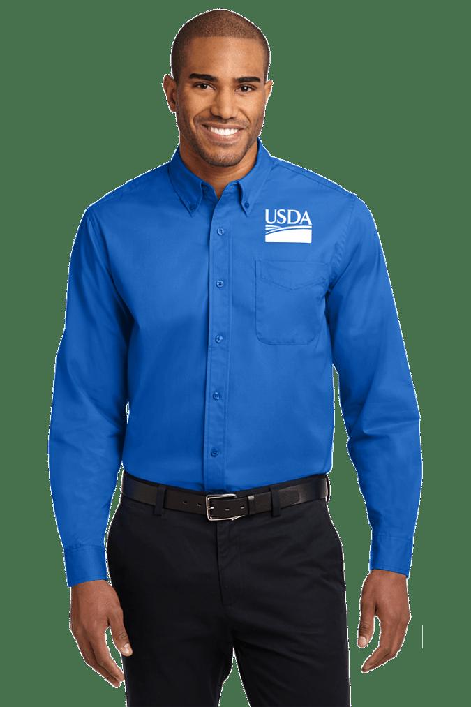 Men's Dress Shirt S608