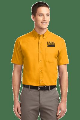 Tall Short Sleeve Easy Care Shirt
