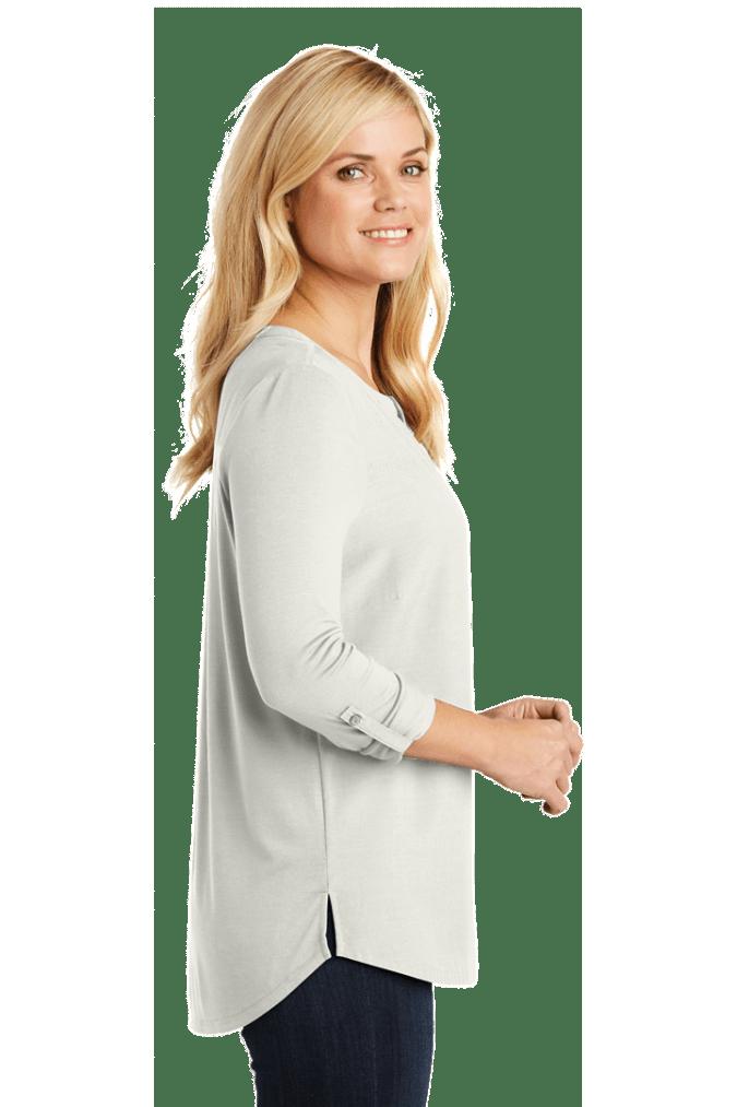 Ladies Concept Henley Tunic