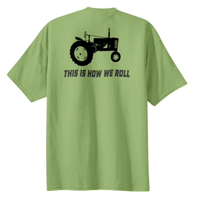 """This is How We Roll"" T-Shirt"