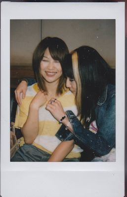Mio Shirai and Ayumi Kurihara Cheki Card 2013 BBM Kurihara Memorial Set /27