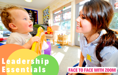 Leadership Essentials - Face to Face with Zoom  17th June