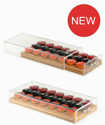 Capsules Drawer Dispenser
