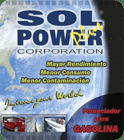 SOL Power Plus Gasolina 5 L