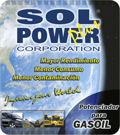 SOL Power Plus Gasóleo 0,3 L