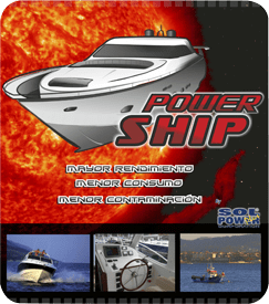 SOL Power Plus - Power Ship 5 L