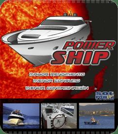 SOL Power Plus - Power Ship 1 L