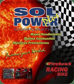 SPP Racing Firehawk Bike