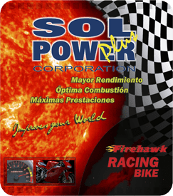 SPP Racing Firehawk Bike