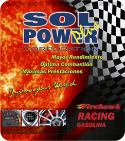 SPP Racing Firehawk Gasolina