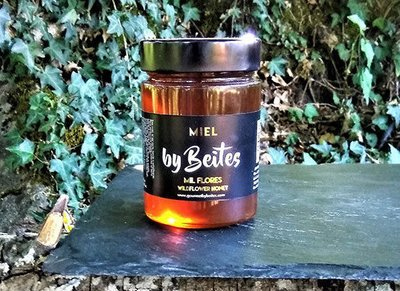 Miel Mil Flores 450 g - Gourmet by Beites