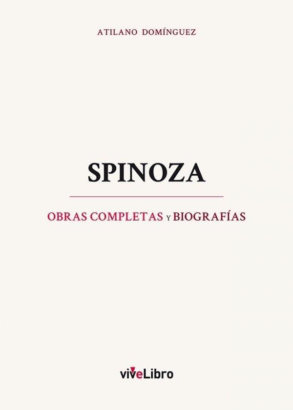 Spinoza. Obras completas y biografías 978-84-16423-68-2