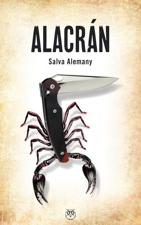 Alacrán 978-84-948039-8-7