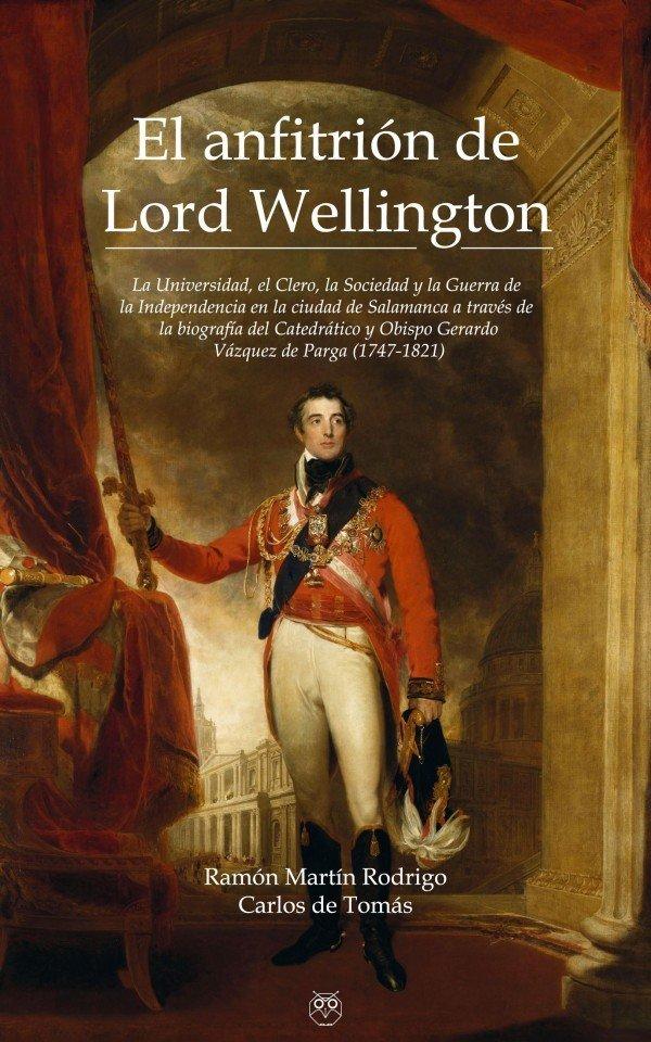 El anfitrión de Lord Wellington 978-84-946237-7-6
