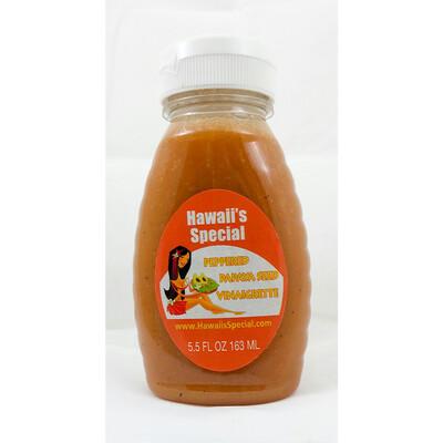 Peppered Papaya Seed Vinaigrette Dressing, 5.5 oz
