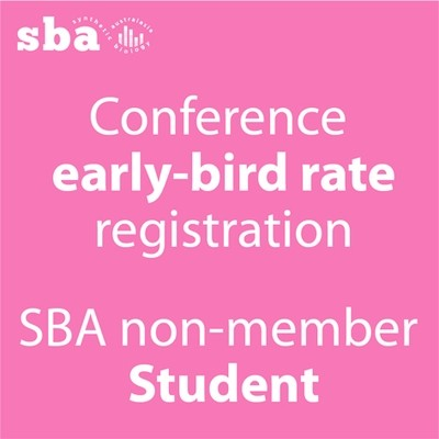 Student non-member Conference Registration