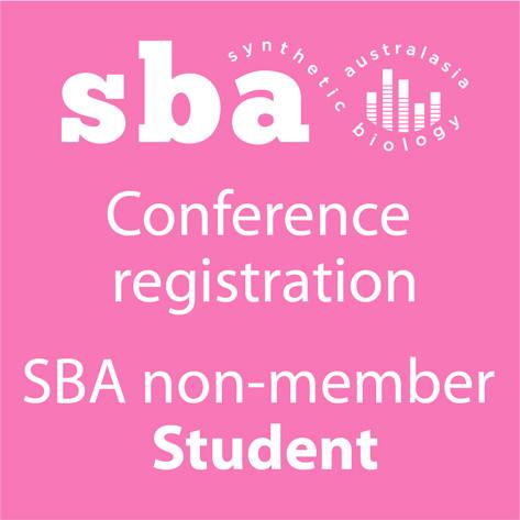 Regular Student non-member Conference Registration