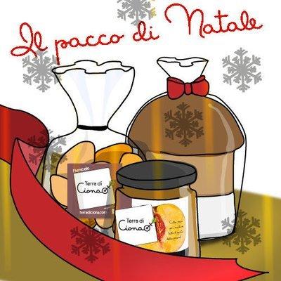Pacco Natalizio Colazione - 14€