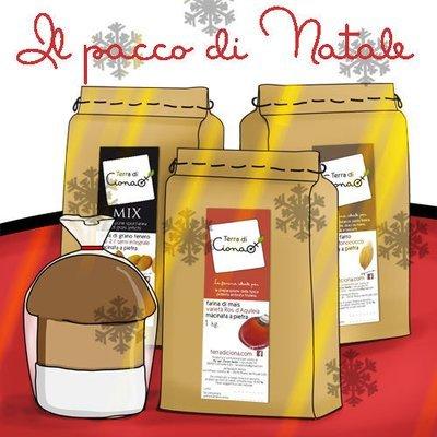 Pacco Natalizio Farine & Panettoncino - 19€