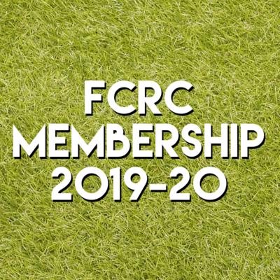 2019-20 Membership (1st Claim) - 2020 Members