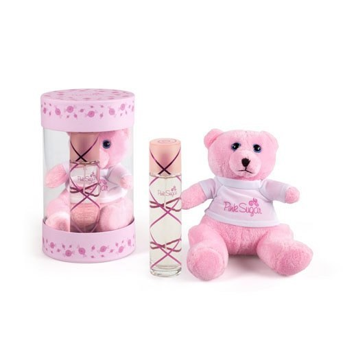 COFFRET PINK BEAR PINK SUGAR eau de toilette 100ml