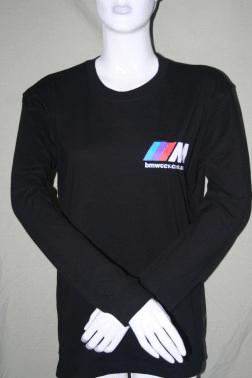 ///M Long Sleeve Polo - Approved for Motorsport Events