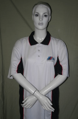 ///M Ladies Summer Short-Sleeve Shirt