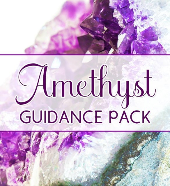 Amethyst Guidance Pack PAGP2019